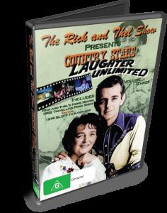 Rick & Thel Show DVD Vol 3
