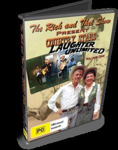 Rick & Thel Show DVD Vol 1