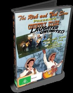 Rick & Thel Show DVD Vol 2